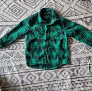 Arizona flannel button-down